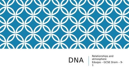 DNA relationships