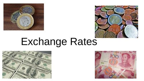 Economics: Exchange Rates (NEW SPEC) - Edexcel