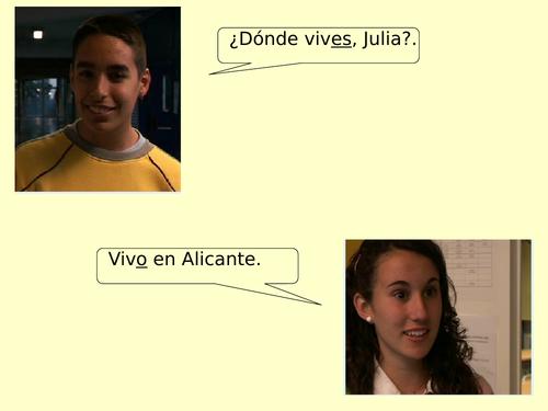 -IR Verbs (Spanish)