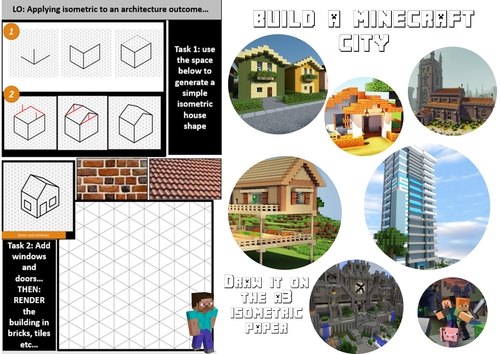 Build your Minecraft city