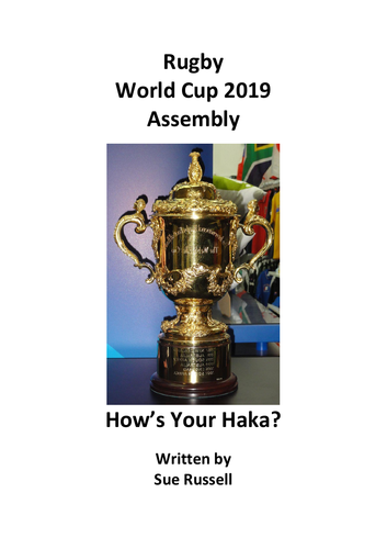 Rugby World Cup 2019 Assembly