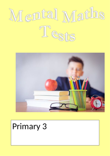 5 maths activities for ages 6-7