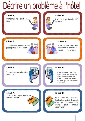 EDEXCEL Studio GCSE French (Higher) - Module 5 - C'était catastrophique - Page 111