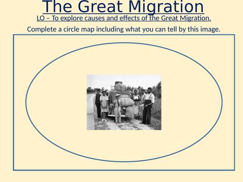 L5 - Migration of Black Americans around WWII