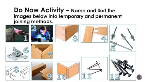 Joining Methods Starter Activity