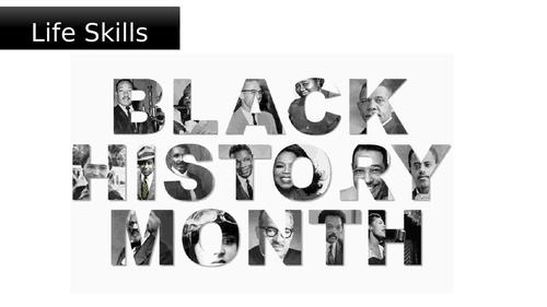 Black History Month: Celebration of Hidden Figures