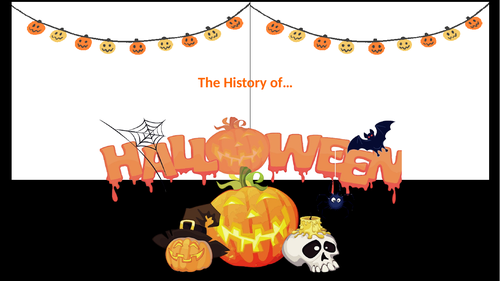 The History of Halloween PowerPoint KS2