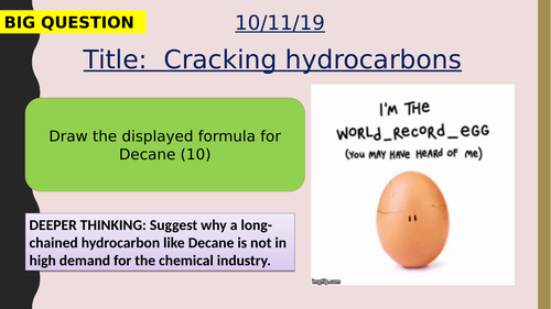 AQA new specification-Cracking-hydrocarbons-C9.4
