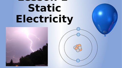 AQA Physics Static Electricity Lesson