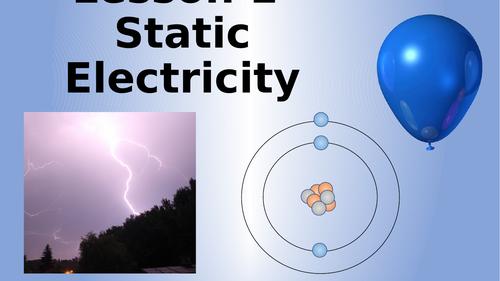 AQA Physics Static Electricity Lesson