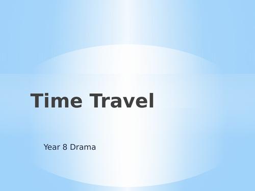Time Travel Drama 5 Lessons KS2/3