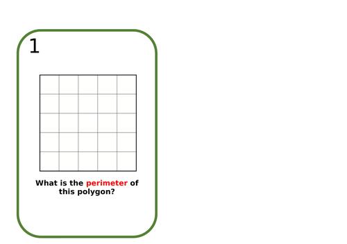 Y3 polygon perimeter challenge