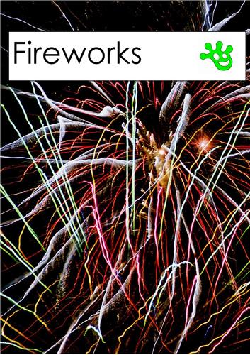 Bonfire Night Science of Fireworks Worksheet