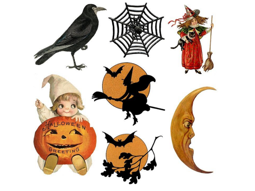 Halloween Coloring Pack