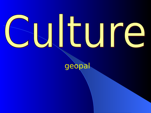 Culture  and  their Meanings:  Nigeria Case Study