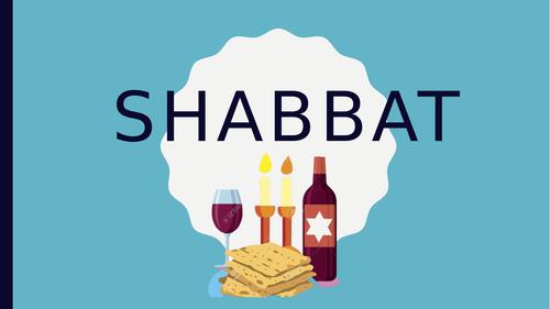 Judaism - Shabbat