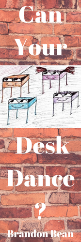 "Bookmark - ""Can Your Desk Dance?"""
