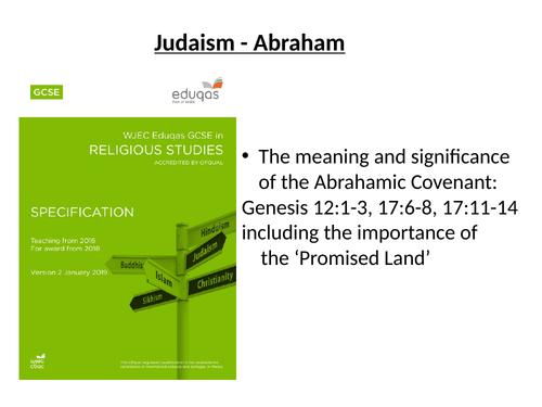 Abrahamic Covenant Judaism (Eduqas)