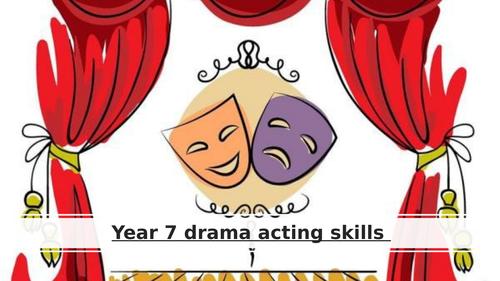 Drama introduction