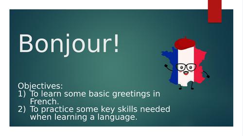 French basics SEND