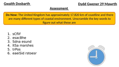 Costal create an app assessment