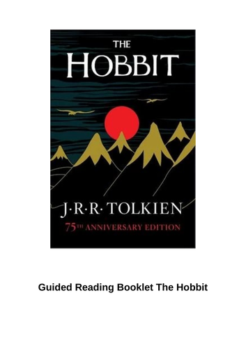 Independent Reading Questions: The Hobbit