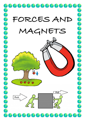 'Forces and Magnets' title page
