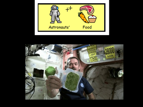 Astronaut's Food!