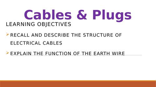 Cables & Plug