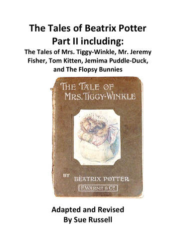 The Tales of Beatrix Potter Guided Reading Part II