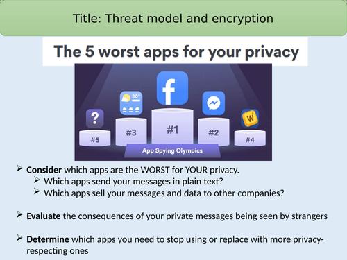 KS3 Encryption (4/5)