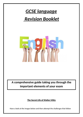 Explorations in Creative Reading and Writing Skills Booklet