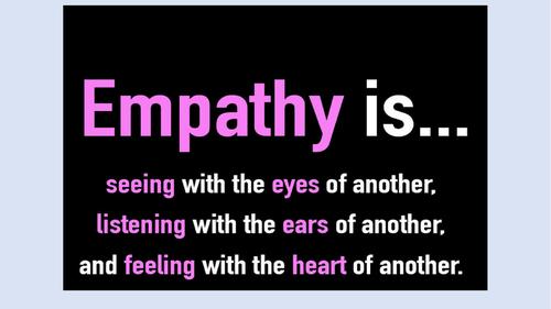Empathy assembly
