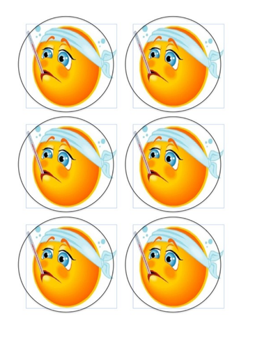 Printable Emoji Faces for Foreign Language | Practice, Games, Assessment