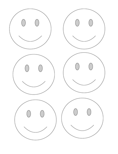 Printable Emoticon Faces for Foreign Language | Practice, Games, Assessment