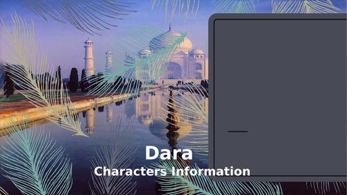 Dara IGCSE Drama 2019-2020
