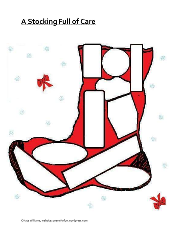 A Stocking Full of Care - PSHE