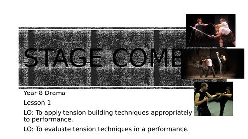 Stage Combat KS3