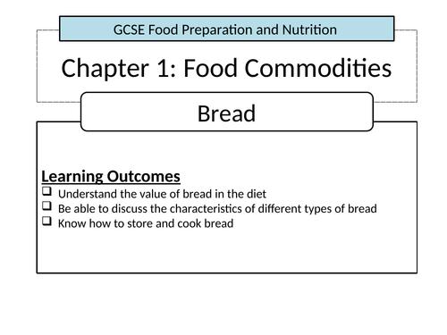 Food Commodities - Bread