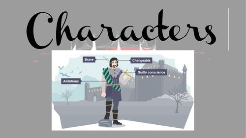 Macbeth Characters