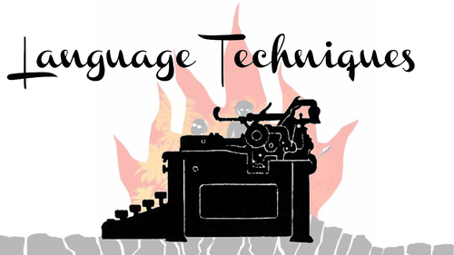 Lord of the Flies Language Analysis