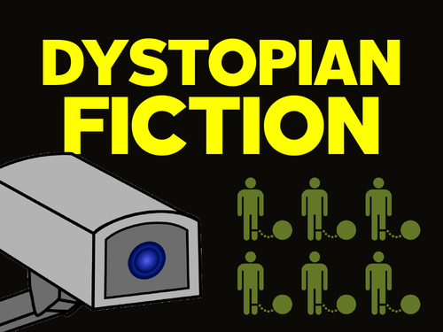 Dystopian Fiction Extracts (KS3)