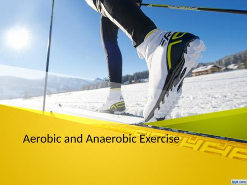GCSE PE Aerobic/Anaerobic Exercise Revision