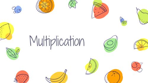 Multiplication game!