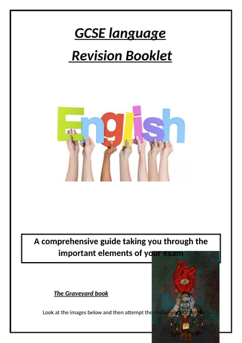 The Graveyard Book: Paper 1 Revision
