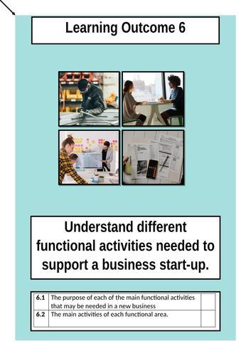 R064 LO6 - Workbook and 3 Presentations
