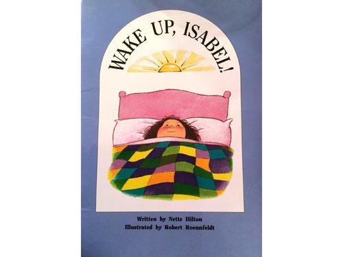 Wake Up Isabel Story Slides