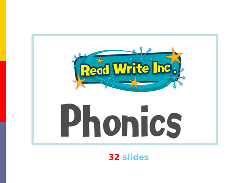 RWI Phonics Bundle