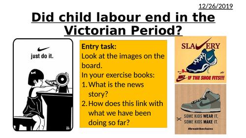 Industrial Revolution - Child Labour