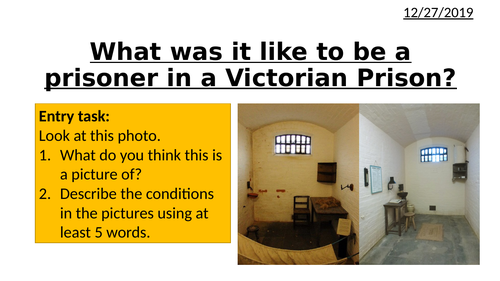 Victorian Prisons